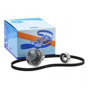 Bomba de agua + kit correa distribución KP739-2 GRAF Pago seguro — Solo piezas de recambio nuevas