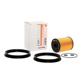 Kupte a vyměňte palivovy filtr MAHLE ORIGINAL KX 504D