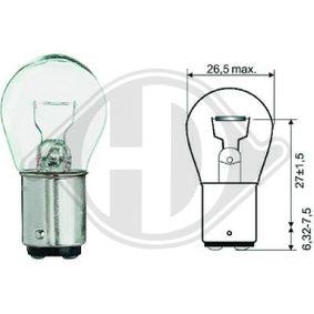 köp DIEDERICHS Glödlampa, blink- / positionsljus LID10053 när du vill
