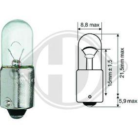 DIEDERICHS крушка с нагреваема жичка, светлини купе LID10073 купете онлайн денонощно