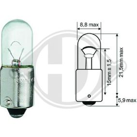 buy DIEDERICHS Bulb, interior light LID10073 at any time