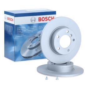 Disco freno 0 986 478 511 con un ottimo rapporto BOSCH qualità/prezzo