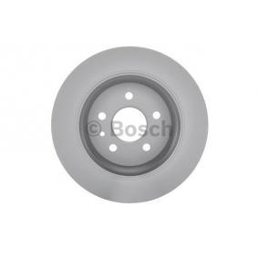 Brake Disc 0 986 478 873 with an exceptional BOSCH price-performance ratio