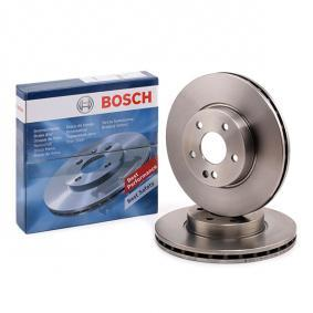 Brake Disc 0 986 479 137 with an exceptional BOSCH price-performance ratio