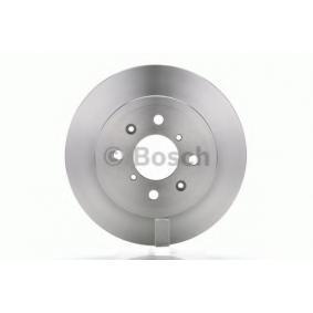 Disco freno 0 986 479 370 con un ottimo rapporto BOSCH qualità/prezzo