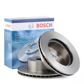 0986479386 Bremsscheibe BOSCH - Original direkt kaufen