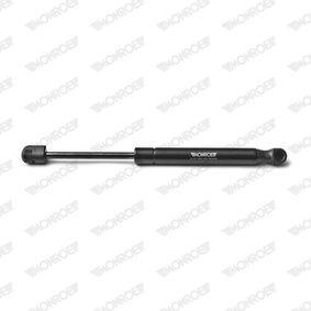 Monroe ML5193 muelle neum/ático maletero//compartimento de carga