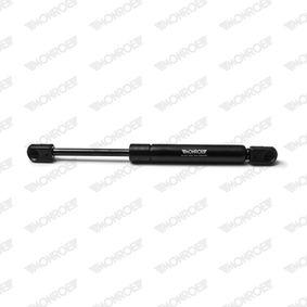 MONROE gázrugó, lehajtható fedél ML5404 - vásároljon bármikor