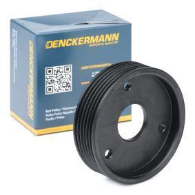 Αγοράστε DENCKERMANN Τροχαλία, αντλία υποβοήθησης P526001 οποιαδήποτε στιγμή