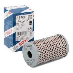 Hydraulikfilter, Lenkung 1 457 429 820 von BOSCH günstig im Angebot