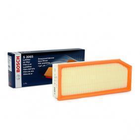 Luftfilter BOSCH 1 457 433 065 Pkw-ersatzteile für Autoreparatur