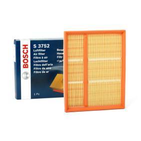 Luftfilter BOSCH 1 457 433 752 Pkw-ersatzteile für Autoreparatur