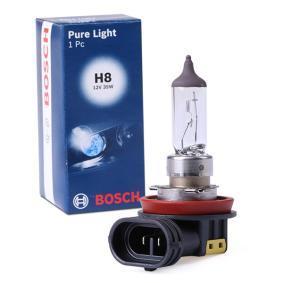 BOSCH Glühlampe, Nebelscheinwerfer 1 987 302 081 Günstig mit Garantie kaufen