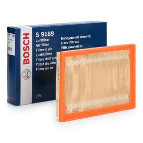 1987429189 Luftfilter BOSCH - Original direkt kaufen