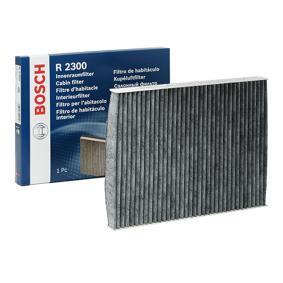 Filter, Innenraumluft 1 987 432 300 Robust und zuverlässige Qualität