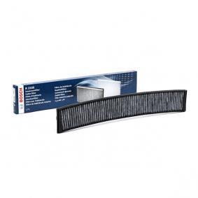 Original BOSCH Filter, kupéventilation 1 987 432 336 beställa högsta kvalitet