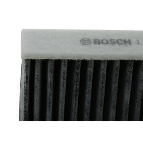 BOSCH | Filter, kupéventilation 1 987 432 379