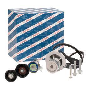 Comprar y reemplazar Bomba de agua + kit correa distribución BOSCH 1 987 948 749