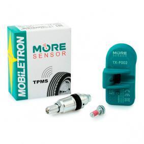 Original MOBILETRON Hjulsensor, däcktryckskontrollsystem TX-P002 beställa högsta kvalitet