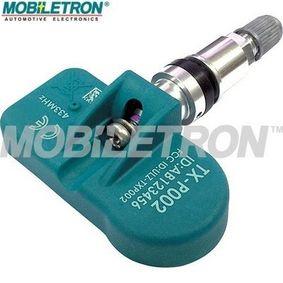 MOBILETRON Hjulsensor, däcktryckskontrollsystem TX-P002 köp lågt pris