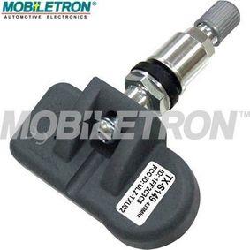 Αγοράστε MOBILETRON Αισθητήρας τροχού, σύστημα ελέγχου πίεσης ελαστικών TX-S149 οποιαδήποτε στιγμή