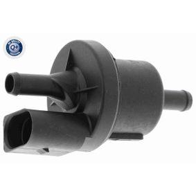 Soupape, filtre à charbon actif V10-77-0031 VEMO Paiement sécurisé — seulement des pièces neuves