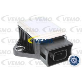buy VEMO Sensor, longitudinal- / lateral acceleration V46-72-0134 at any time