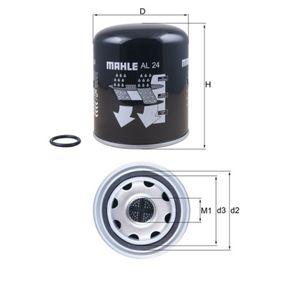 Kup MAHLE ORIGINAL Wkład osuszacza powietrza, instalacja pneumatyczna AL 24