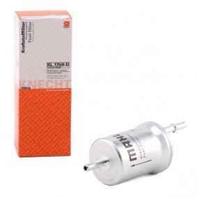 palivovy filtr KL 176/6D s vynikajícím poměrem mezi cenou a MAHLE ORIGINAL kvalitou