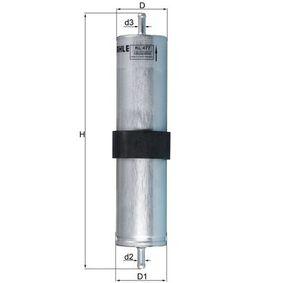 Kupte a vyměňte palivovy filtr MAHLE ORIGINAL KL 477