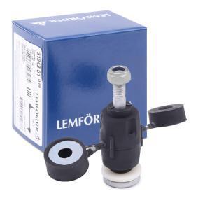 Brat / bieleta suspensie, stabilizator LEMFÖRDER 31243 01 cumpărați și înlocuiți