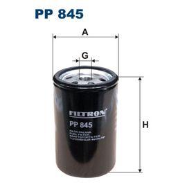Filtre à carburant PP845 acheter - 24/7!