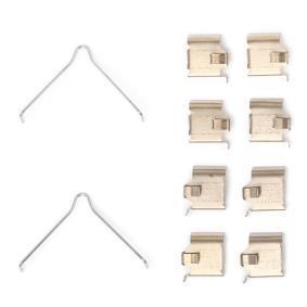 acheter RIDEX Kit d'accessoires, plaquette de frein à disque 1164A0027 à tout moment