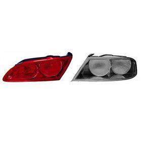 Luce posteriore VAN WEZEL 0160924 comprare e sostituisci
