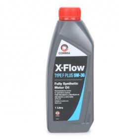 buy and replace Engine Oil COMMA XFFP1L