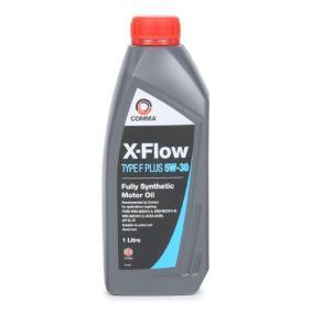 Comprar y reemplazar Aceite de motor COMMA XFFP1L