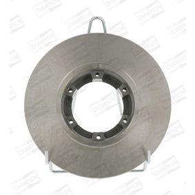 Disco de travão 561043CH CHAMPION Pagamento seguro — apenas peças novas