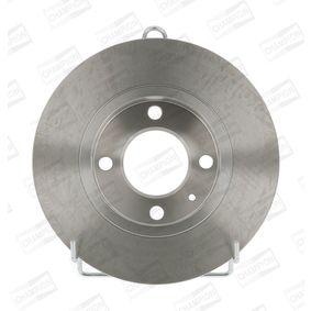 Disco de travão 561087CH CHAMPION Pagamento seguro — apenas peças novas