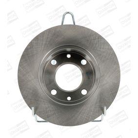 Disco de travão 561120CH CHAMPION Pagamento seguro — apenas peças novas