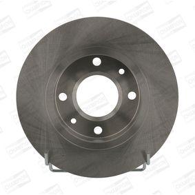 Disque de frein 561253CH CHAMPION Paiement sécurisé — seulement des pièces neuves