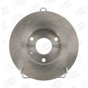 Disque de frein 561359CH CHAMPION Paiement sécurisé — seulement des pièces neuves