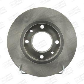 Disque de frein 561555CH CHAMPION Paiement sécurisé — seulement des pièces neuves