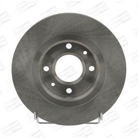 Bremsscheibe von CHAMPION - Artikelnummer: 562128CH