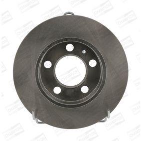 Disco de travão 562177CH CHAMPION Pagamento seguro — apenas peças novas