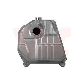 Serbatoio carburante 1650082 con un ottimo rapporto VAN WEZEL qualità/prezzo
