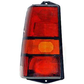 Luce posteriore 1708921 con un ottimo rapporto VAN WEZEL qualità/prezzo