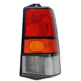 Luce posteriore 1708922 con un ottimo rapporto VAN WEZEL qualità/prezzo