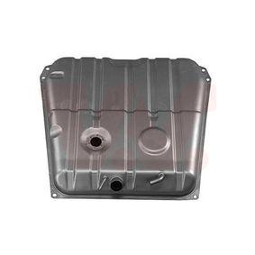 Serbatoio carburante 1745081 con un ottimo rapporto VAN WEZEL qualità/prezzo