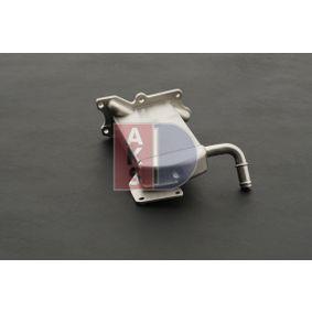 compre AKS DASIS Radiador, recirculação dos gases de escape 040081N a qualquer hora