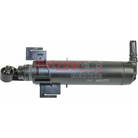 compre METZGER Ejector de água do lava-faróis 2220589 a qualquer hora